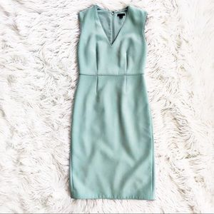 Ann Taylor sleeveless sheath dress